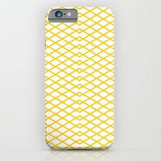 Yellow Diamonds in the Sky iPhone 6s Slim Case