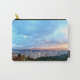 DOWNTOWN PORTLAND - SUMMER Carry-All Pouch