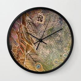 Animal Reign Wall Clock