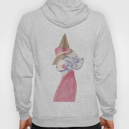 A Touch of Pink Hoody