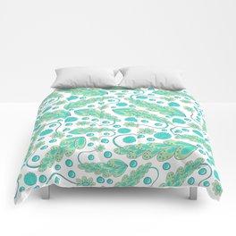 Forgetful Gardener Pattern Comforters