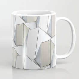 Pattern cubism Coffee Mug