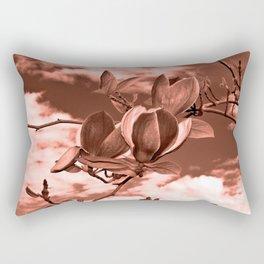 Magic Magnolia Sound Rectangular Pillow