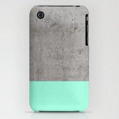 Sea on Concrete iPhone (3g, 3gs) Slim Case