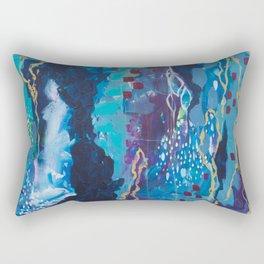 Winter Thaw Rectangular Pillow
