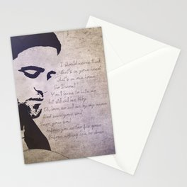 Rob's Music Stationery Cards