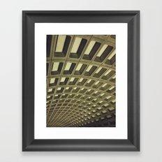 DC #3 Framed Art Print