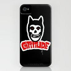 Cattitude iPhone (4, 4s) Slim Case