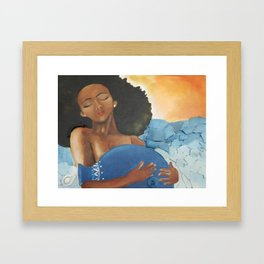 Vessels Framed Art Print