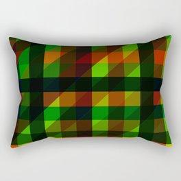 Mage Sync Reflection Crypp Rectangular Pillow