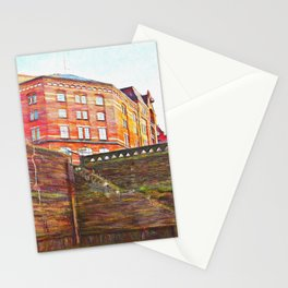 Hamburg Bridges Stationery Cards