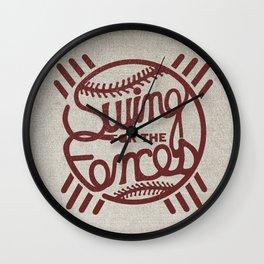 SW/NG! Wall Clock