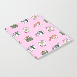 SUSHI PATTERN Notebook
