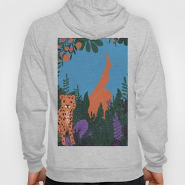 Danger in Paradise Hoody