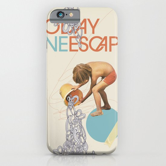 TODAY WE ESCAPE iPhone & iPod Case