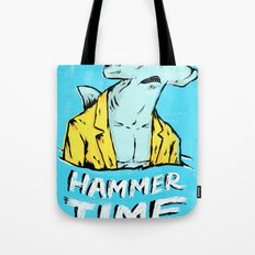 Hammer Time Tote Bag