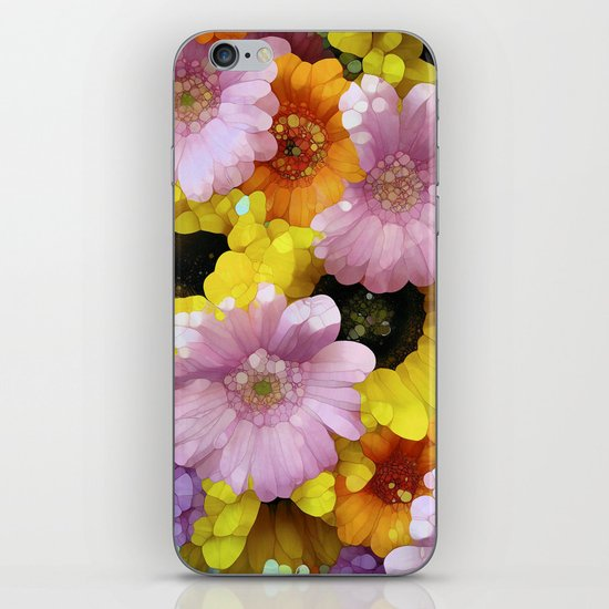 Klimt Meets Van Gogh iPhone & iPod Skin
