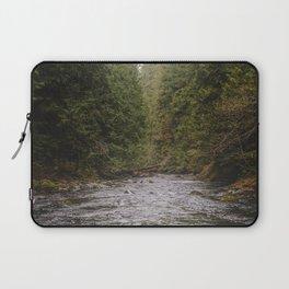 Salmon River II Laptop Sleeve