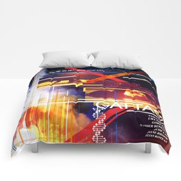 Visions of the Future :: Gattaca Comforters