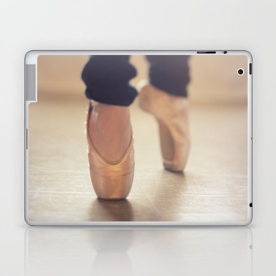Ballet Shoes Laptop & iPad Skin