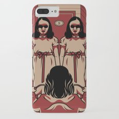 Dark Symmetry Slim Case iPhone 7 Plus