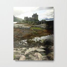 Dream Castle Metal Print