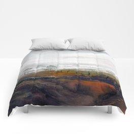 Misty meadow Comforters