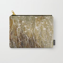 floral abstrakt Carry-All Pouch