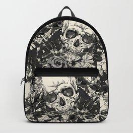 SKULLS HALLOWEEN Backpack