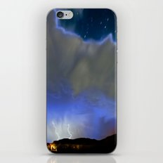 On the Wings of the Night iPhone & iPod Skin