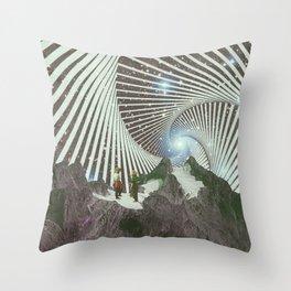Sightings Throw Pillow