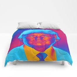 Pop Art President Trump Comforters