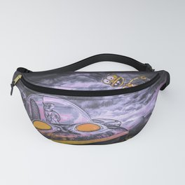 Space Squirrel Fanny Pack