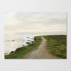 California Coast Trail Canvas Print