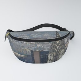 Miles of NYC Fanny Pack