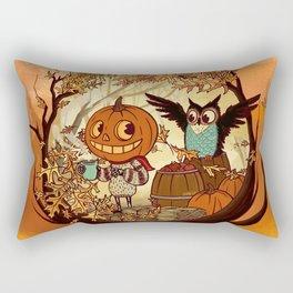 Fall Folklore Rectangular Pillow