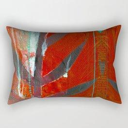 Tribal Flair Rectangular Pillow