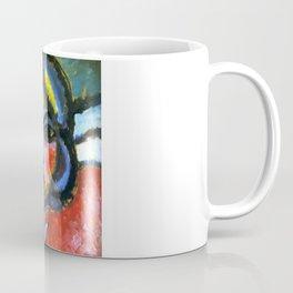 "Alexej von Jawlensky ""Pensive woman"" 1913 Coffee Mug"