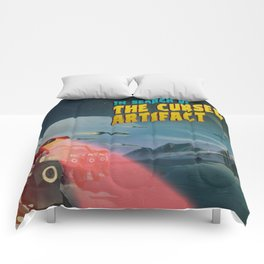 In Search of the Cursed Artifact Comforters