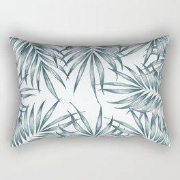 Palm Leaves #society6 #buyart Rectangular Pillow