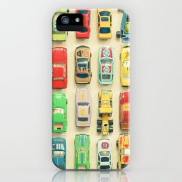 Car Park iPhone Case