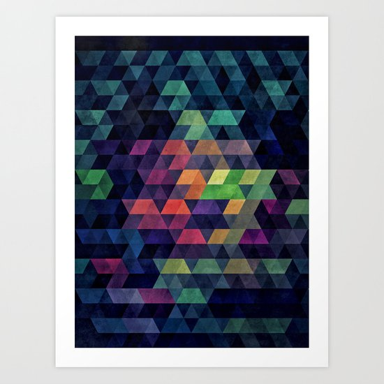 rybbyns Art Print