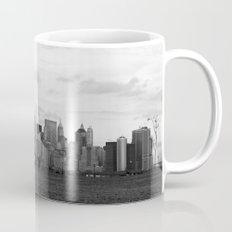 Manhattan Skyline from Liberty Park Mug