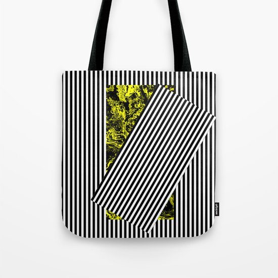 Come Out of the Shadow Tote Bag