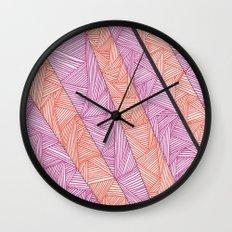 Habits 2 Wall Clock