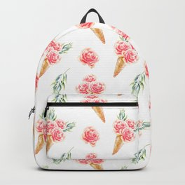 Floral Chill Rose Backpack