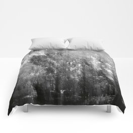 Silver Forest Comforters