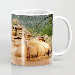 Pinkerton Mineral Springs, No. 4 of 4 Coffee Mug
