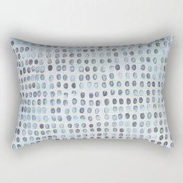 1,056 Thumbprints Rectangular Pillow