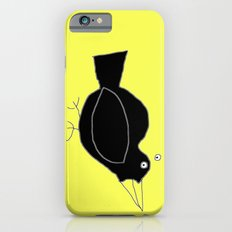 meg's crow iPhone 6s Slim Case